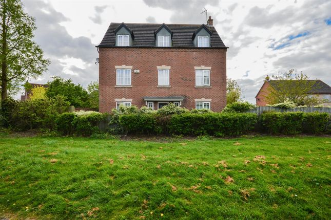 Thumbnail Detached house for sale in Gretton Close, Botolph Green, Peterborough