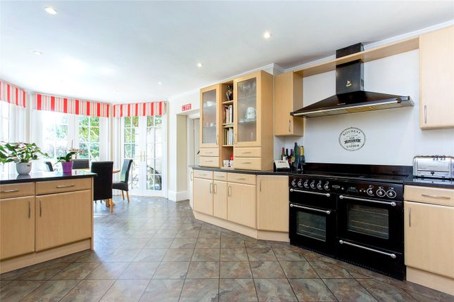 6 bed detached house for sale in Heathbourne Road, Bushey Heath, Hertfordshire