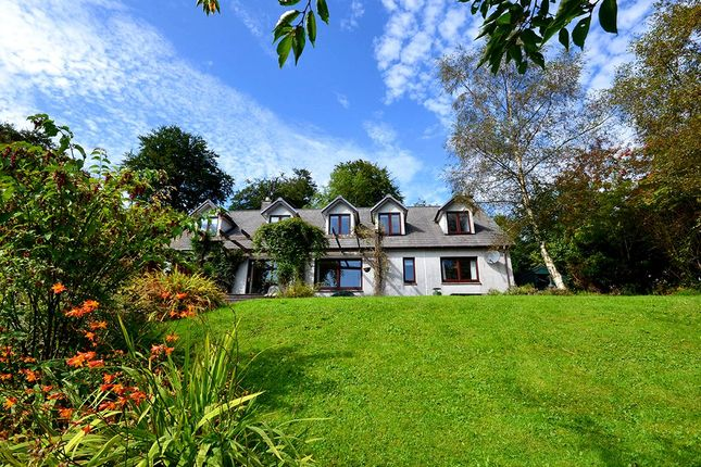 Thumbnail Detached house for sale in Rowan House, North Connel, Oban