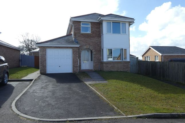 Thumbnail Detached house for sale in Cwrt Y Brenin, Ffosyffin, Aberaeron