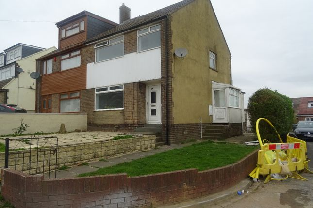Thumbnail Semi-detached house to rent in Heather Grove, Bradford
