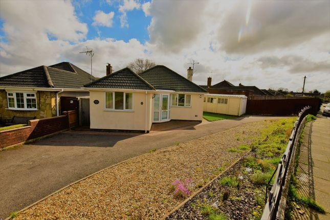 Thumbnail Detached bungalow for sale in Wimborne Avenue, Thingwall