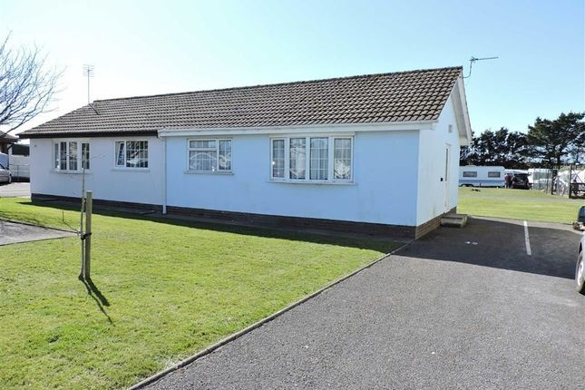 Thumbnail Semi-detached house for sale in Gower Holiday Village, Monksland Road, Scurlage