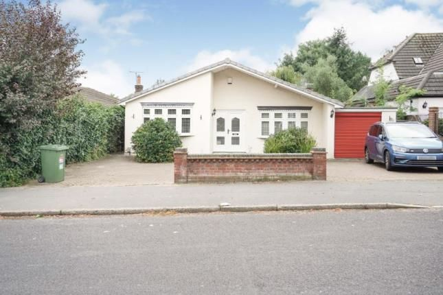 Thumbnail Bungalow for sale in Hornchurch, Essex, United Kingdom