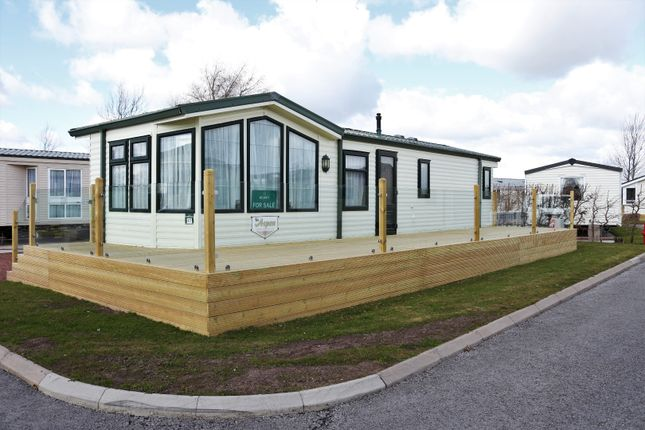 2 bed mobile/park home for sale in Willerby Aspen T, High Hesket, Carlisle, Cumbria CA4