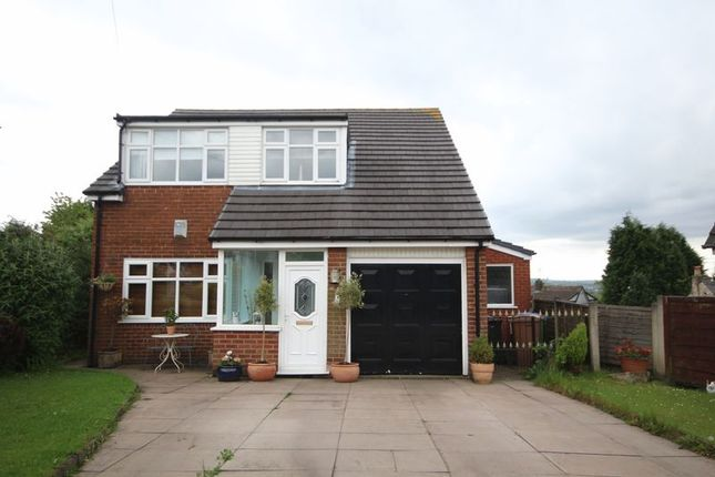 Thumbnail Detached house for sale in Highfield Road, Norden, Rochdale