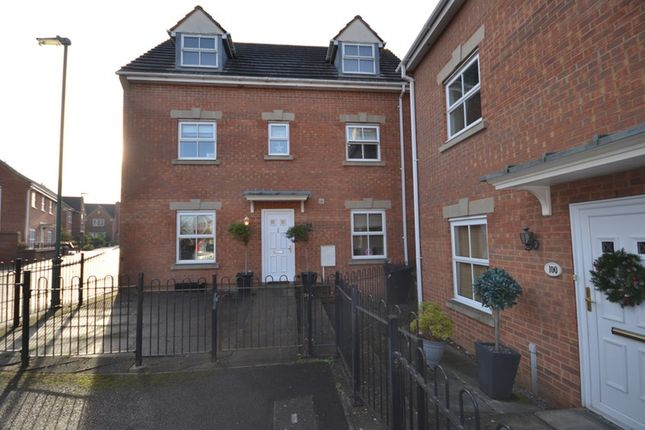 Thumbnail Link-detached house for sale in Johnson Road, Bristol, Bristol