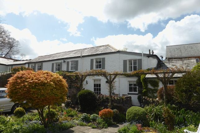 Thumbnail Semi-detached house for sale in Riverside Cottage, The Parade, Lostwithiel