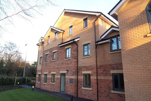 Thumbnail Flat for sale in Chadwick Street, Bolton