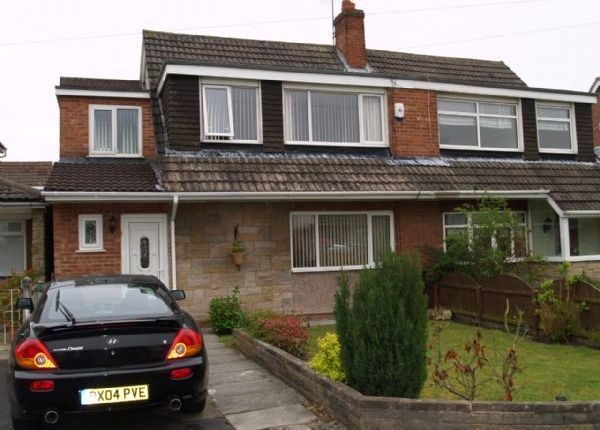 Thumbnail Semi-detached house to rent in Watton Beck Close, Maghull, Liverpool