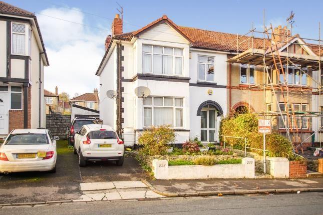 Thumbnail End terrace house for sale in Glenfrome Road, Eastville, Bristol