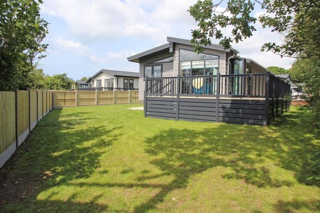 Thumbnail Detached bungalow for sale in Sunnyside Park, Newquay
