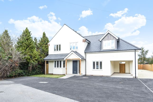 Thumbnail Detached house for sale in St. Ives Close, Theale, Reading