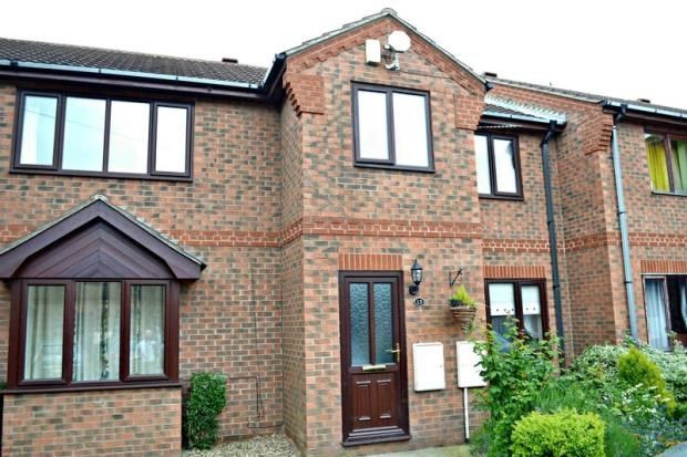 Thumbnail Terraced house for sale in Haven Gardens, Grimsby