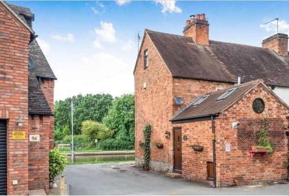 Thumbnail Terraced house to rent in Lower Cape, Warwick, Warwickshire