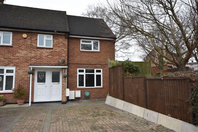 Thumbnail Flat to rent in Cobb Green, Watford