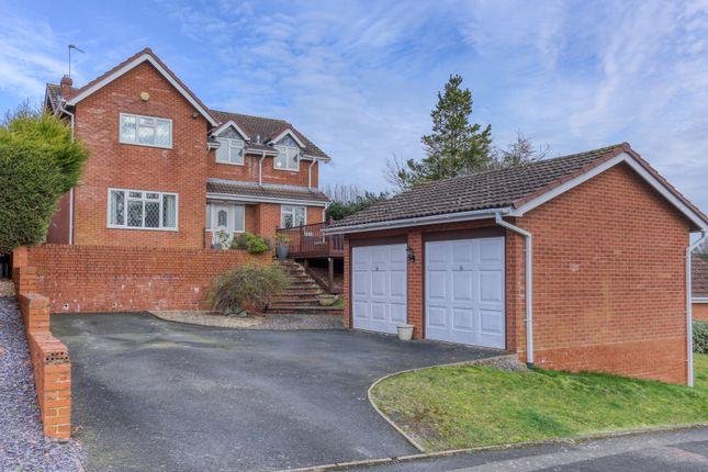4 bed detached house for sale in Weatheroak Close, Webheath, Redditch B97