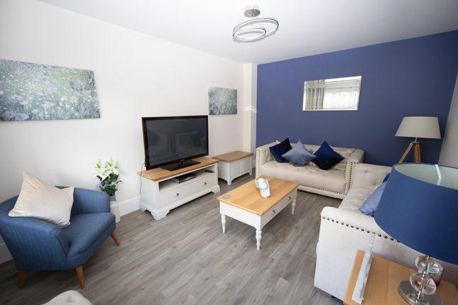 Thumbnail Detached house for sale in Clos Parc Radur, Radyr, Cardiff