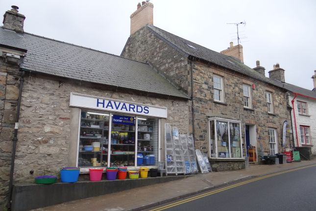 Thumbnail Retail premises for sale in East Street, Newport, Pembrokeshire