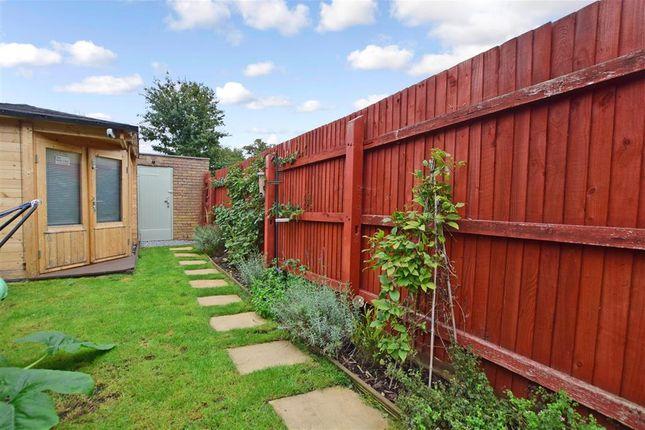 Rear Garden of Millfield, New Ash Green, Longfield, Kent DA3