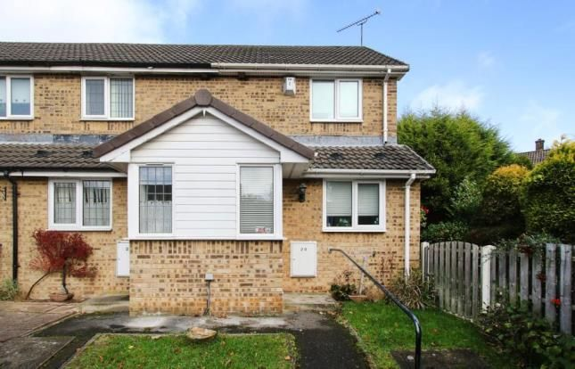 Thumbnail End terrace house for sale in Oakes Park View, Sheffield, South Yorkshire