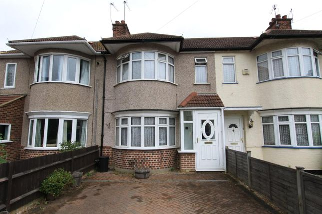 Thumbnail Terraced house to rent in Brixham Crescent, Ruislip, Middlesex