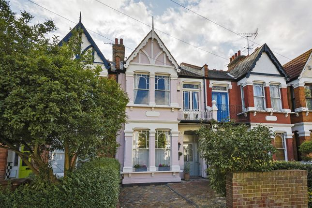 Thumbnail Terraced house for sale in Rectory Road, Walthamstow, London