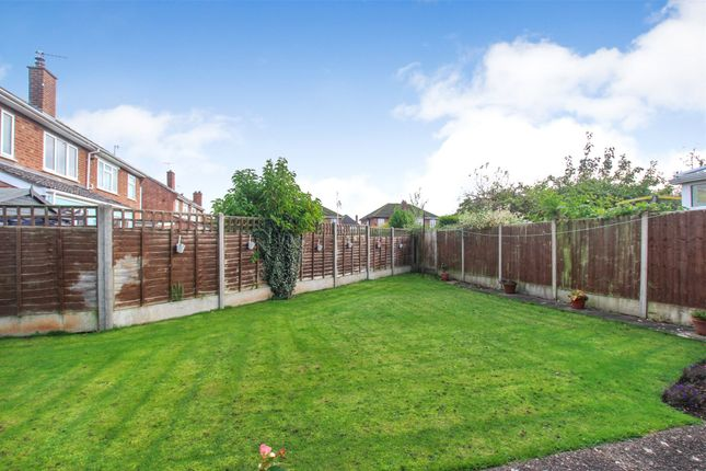 Garden of Christine Avenue, Rushwick, Worcester, Worcestershire WR2