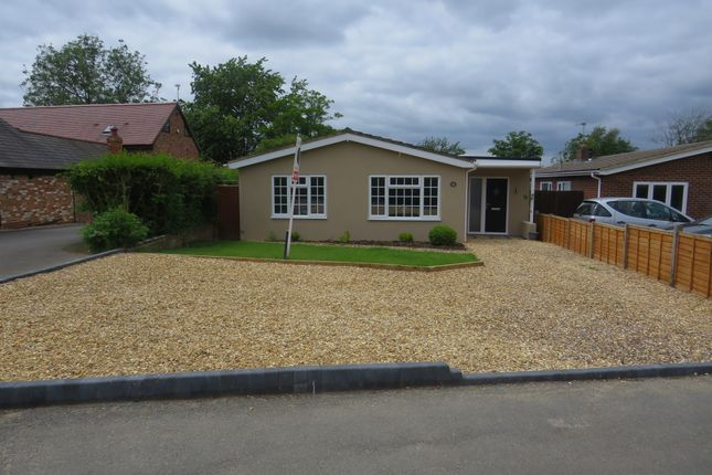 Thumbnail Detached bungalow for sale in Church Lane, Loughton, Milton Keynes