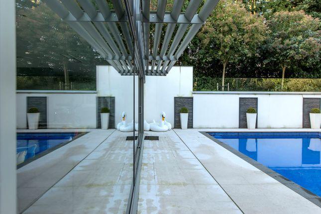 Heated Pool of Yaffle Road, Weybridge KT13
