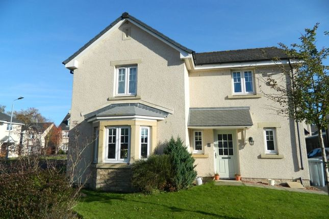 4 bed detached house for sale in Willow Place, Lanark