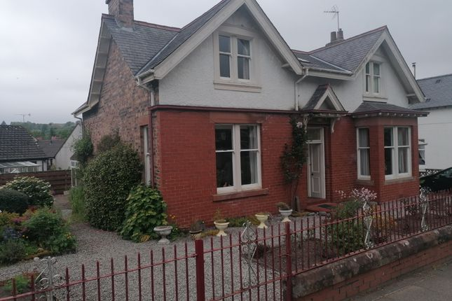 Thumbnail Detached house for sale in Edinburgh Road, Moffat