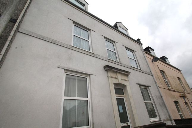 Thumbnail Flat to rent in Charlotte Street, Plymouth
