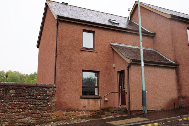 Front View of Bellies Brae, Kirriemuir DD8