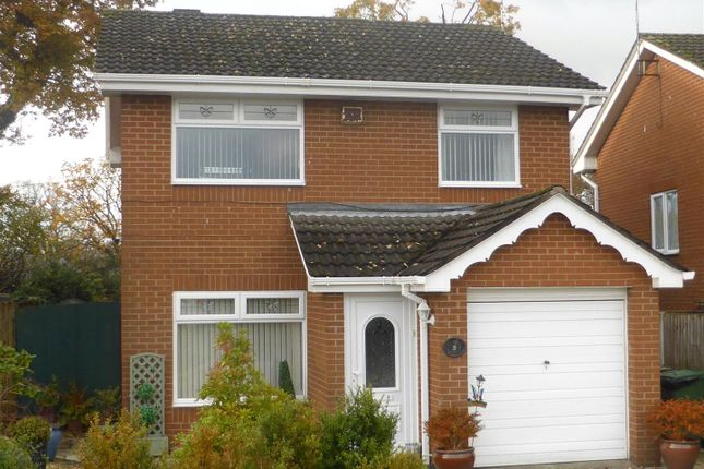 Detached house for sale in Dutton Drive, Spital