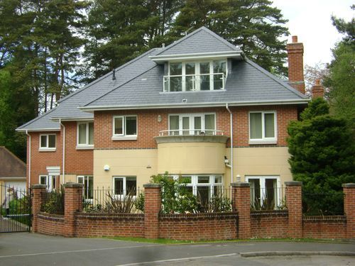 Thumbnail Flat to rent in Aldridge Road, Ferndown, Dorset