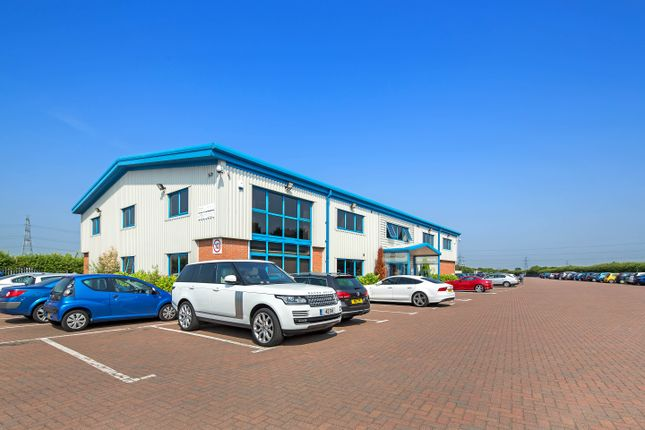 Thumbnail Office to let in Long Bennington Business Park, Newark