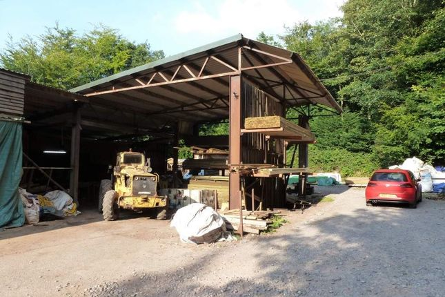 Thumbnail Commercial property for sale in Tiverton, Devon