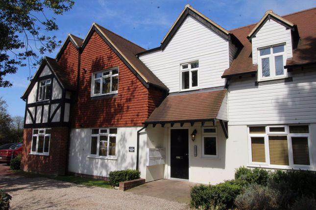 Thumbnail Flat to rent in High Street, Seal, Sevenoaks