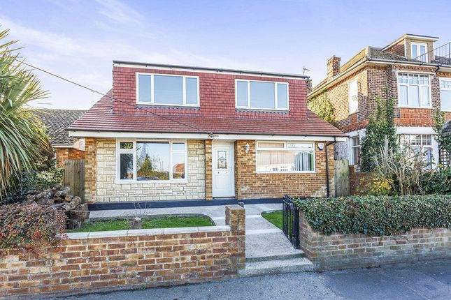 Thumbnail Bungalow for sale in Queens Road, Minster On Sea, Sheerness