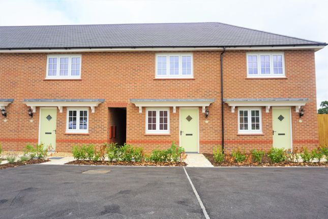 Thumbnail Terraced house for sale in 15 Shire Way, Tattenhall, Chester