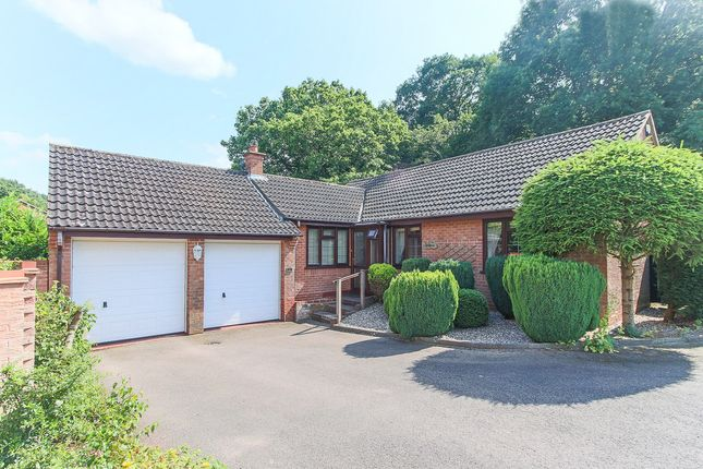 Thumbnail Detached bungalow for sale in Towbury Close, Oakenshaw South, Redditch