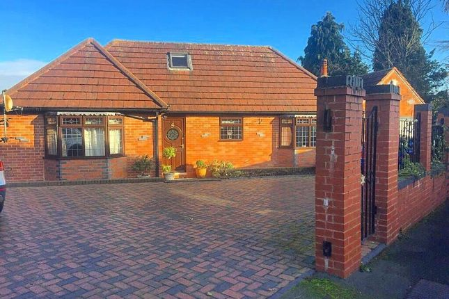 Thumbnail Bungalow for sale in Wilkes Street, West Bromwich, West Midlands