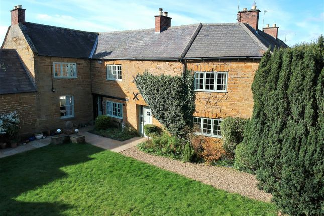 Thumbnail Detached house for sale in High Street, Kislingbury, Northampton