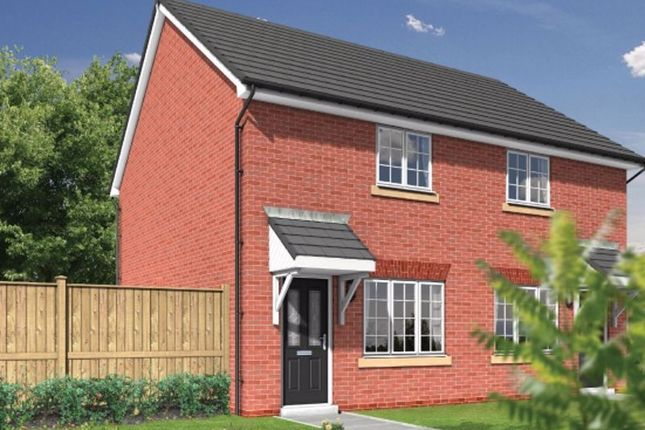 2 bed terraced house for sale in Almond Brook Road, Standish, Wigan WN6