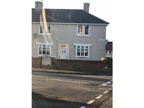 Thumbnail Flat to rent in Robertson Street, Airdrie