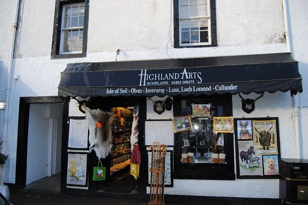 Thumbnail Studio for sale in Main Street West, Inveraray