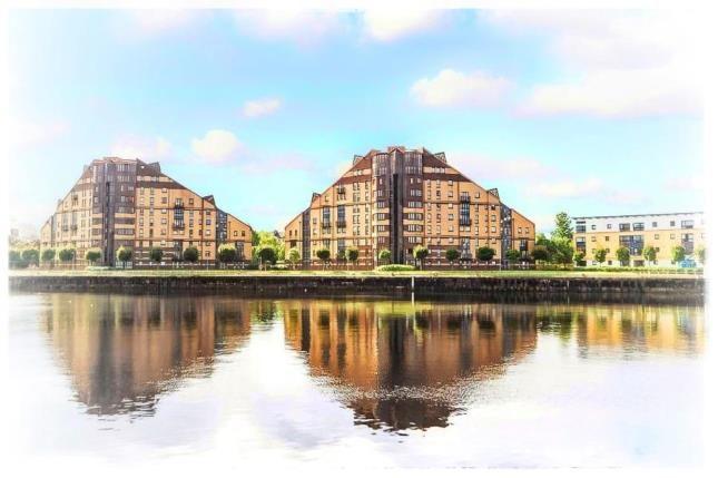Thumbnail Flat for sale in Mavisbank Gardens, Festival Park, Glasgow