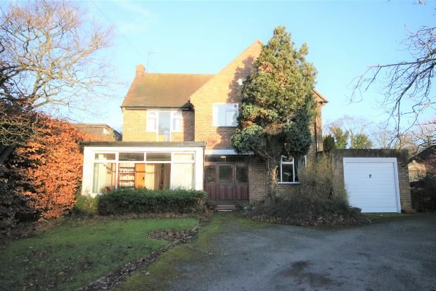 Thumbnail Detached house for sale in St Georges Road, Freshfield, Liverpool