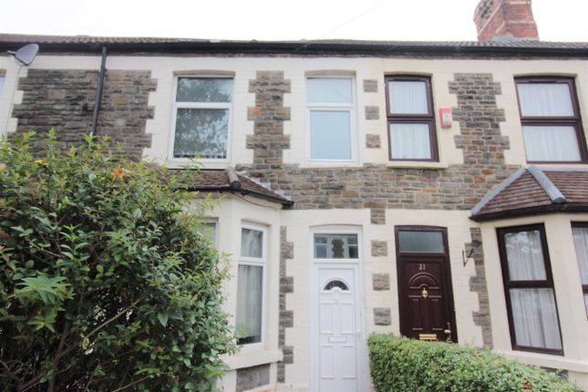 Thumbnail Room to rent in Richard Street, Cathays, Cardiff
